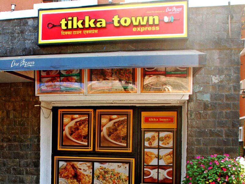 Tikka Town Lavasa