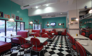The All American Diner, Waterfront Shaw Lavasa