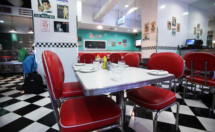 The All American Diner Lavasa