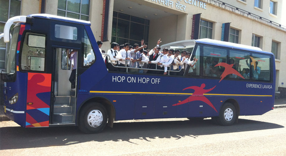 Hop on Hop Off Bus